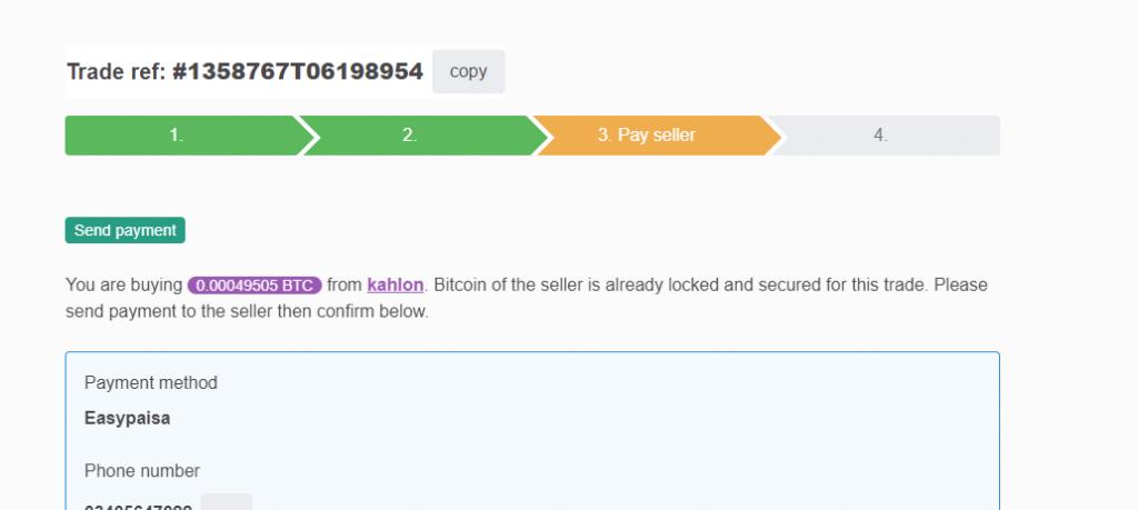 buy BTC in Pakistan online